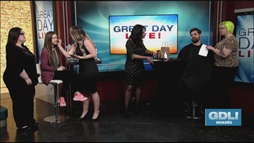 Celebrate your fav stylist on National Beautician Day