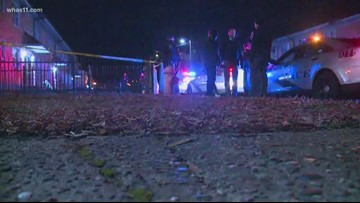 LMPD: 1 dead in Algonquin neighborhood shooting