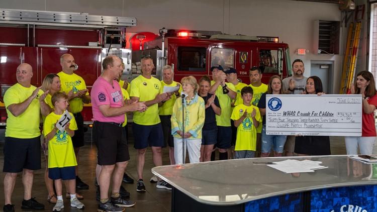 PHOTOS | WHAS Crusade For Children community fundraising surpasses $5M for 2021