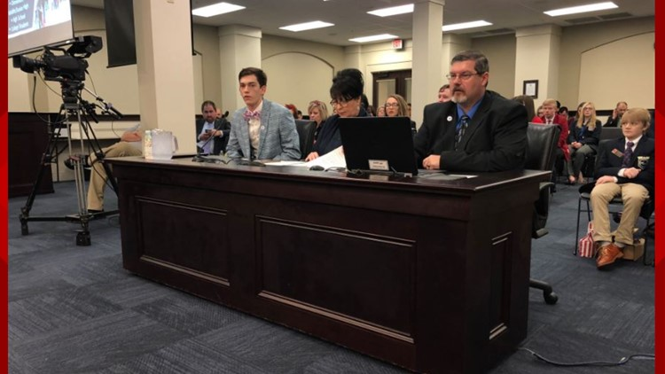 kentucky house education committee on February 12 frankfort