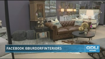 Who deserves a room makeover? Burdorf Interiors wants to know