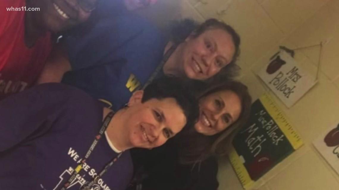 Farnsley Middle School math teacher wins Excel Award