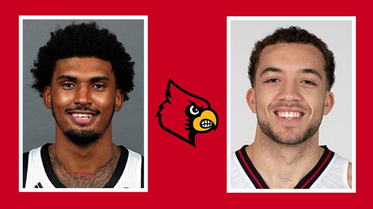 Williams, West selected as Louisville men's basketball team captains