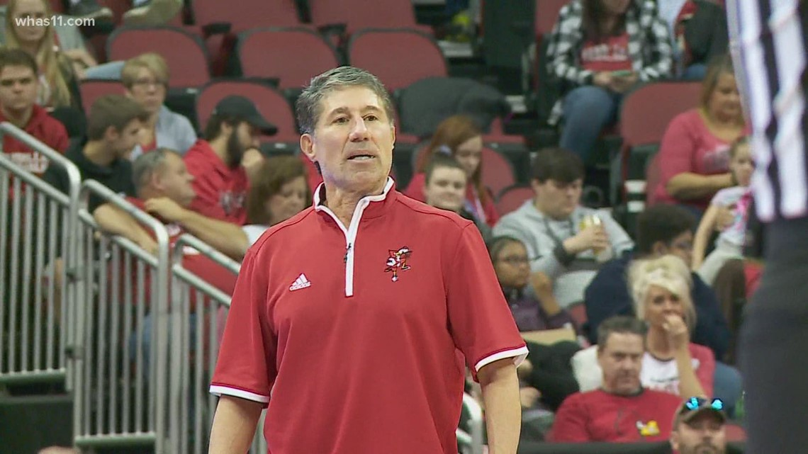 Attorney: Former UofL basketball assistant coach will 'take responsibility' for his actions