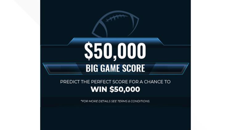 2021 Big Game Score Contest
