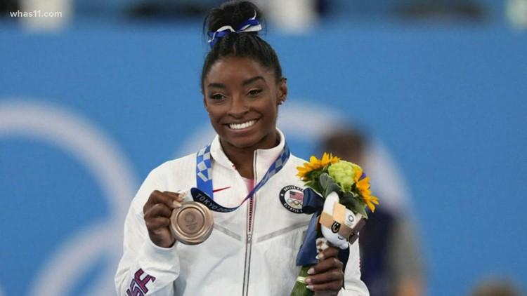 'I would change nothing': Simone Biles returns takes bronze in balance beam Tokyo Olympics
