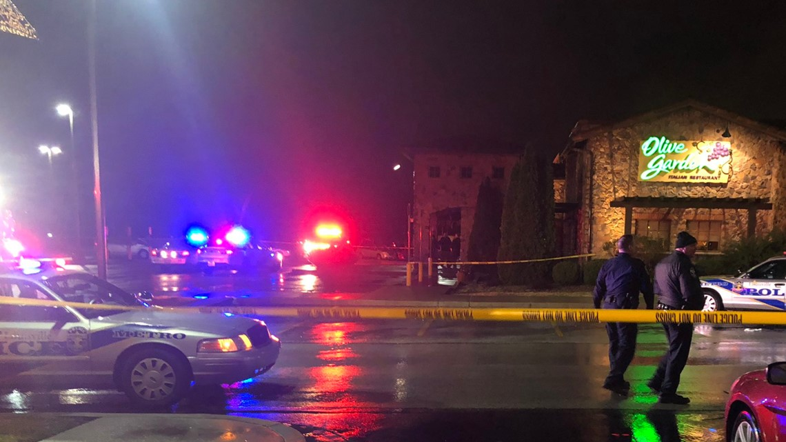 1 dead in outer loop olive garden shooting