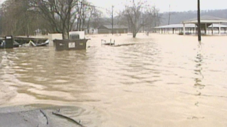 The Vault: How severe flooding affected Louisville, southern Indiana in 1997