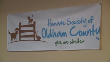 Oldham Humane Society launches 'Give Me Shelter' campaign