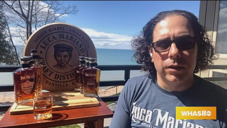 GDL: Luca Mariano Distillery on Great Day Live