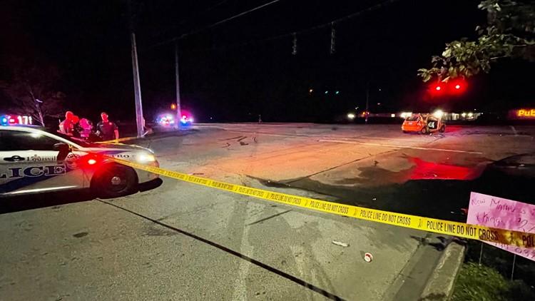 1 dead in crash on Greenbelt Highway in southwest Jefferson County