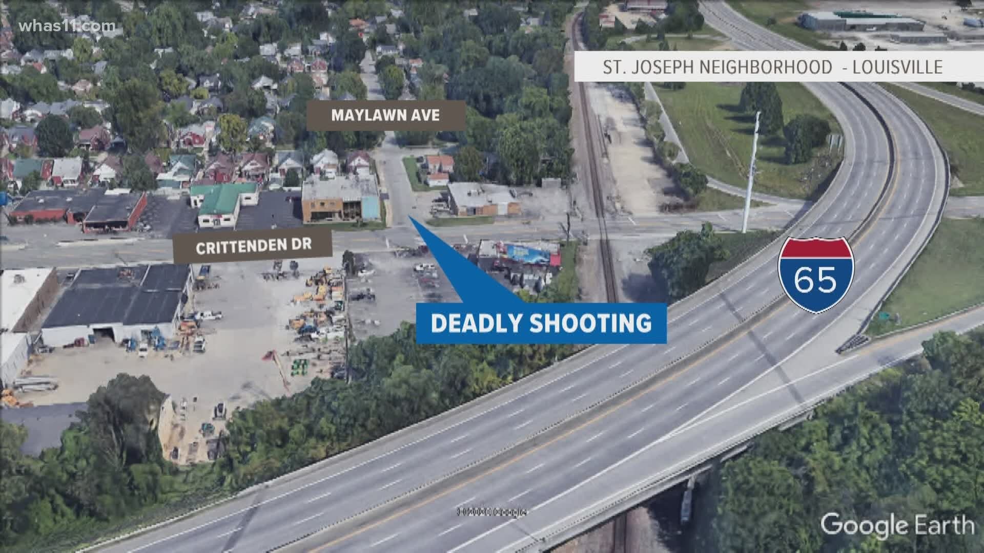 police investigating fatal shooting in st joseph neighborhood whas11 com police investigating fatal shooting in st joseph neighborhood