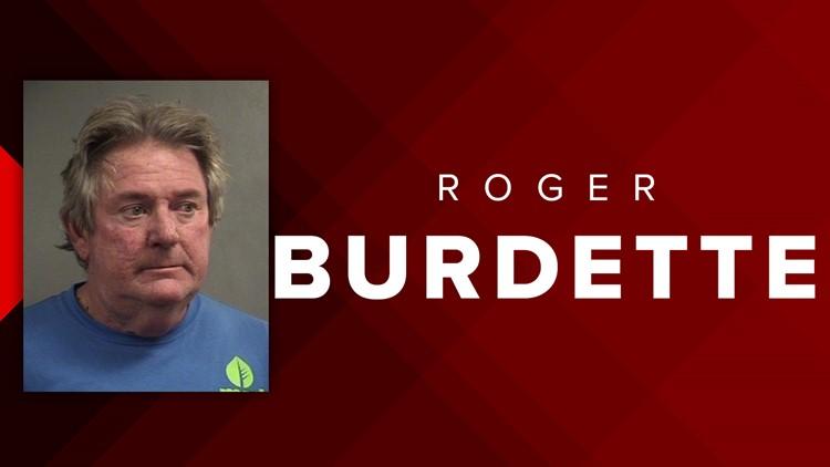 Roger Burdette Mugshot