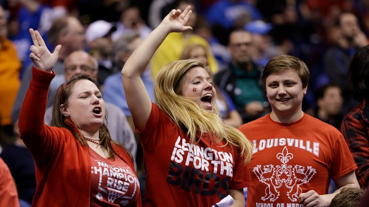 Feeling lost without March Madness? Here's how the absence of sports affects fans' psychology