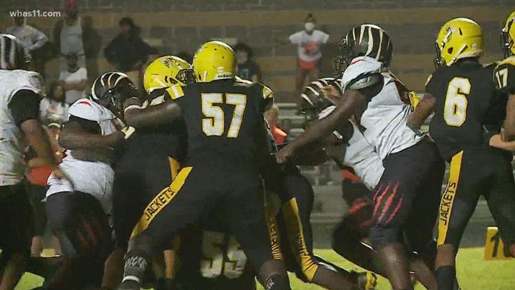 High school football highlight week 5 [pt. 1]