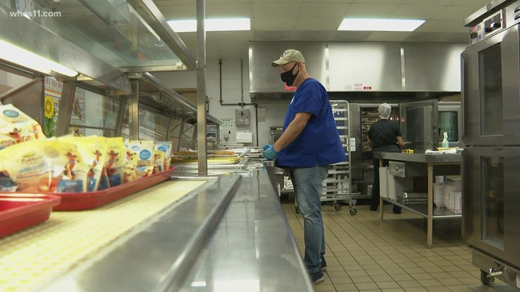 'It's daily and weekly' School lunch impacted by supply chain issue