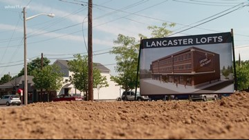 Lancaster legacy lives on in new New Albany lofts