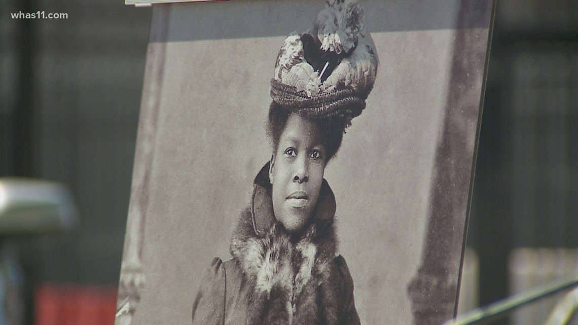 Historical marker honors Louisville woman who helped create opportunities for women of color