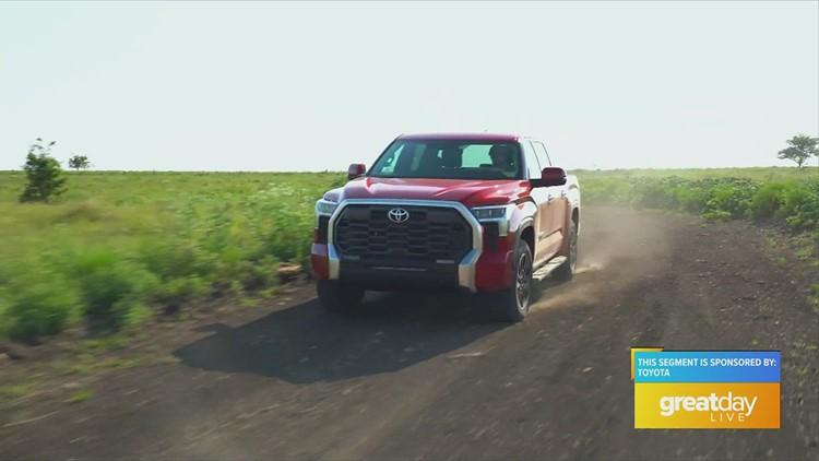 Toyota unveils new Tundra Truck