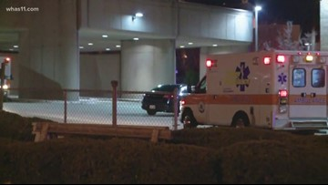 Officer injured after struck by vehicle