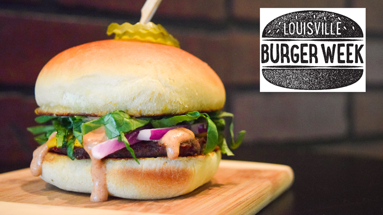 More than 40 restaurants in Louisville are offering $6 burgers this week