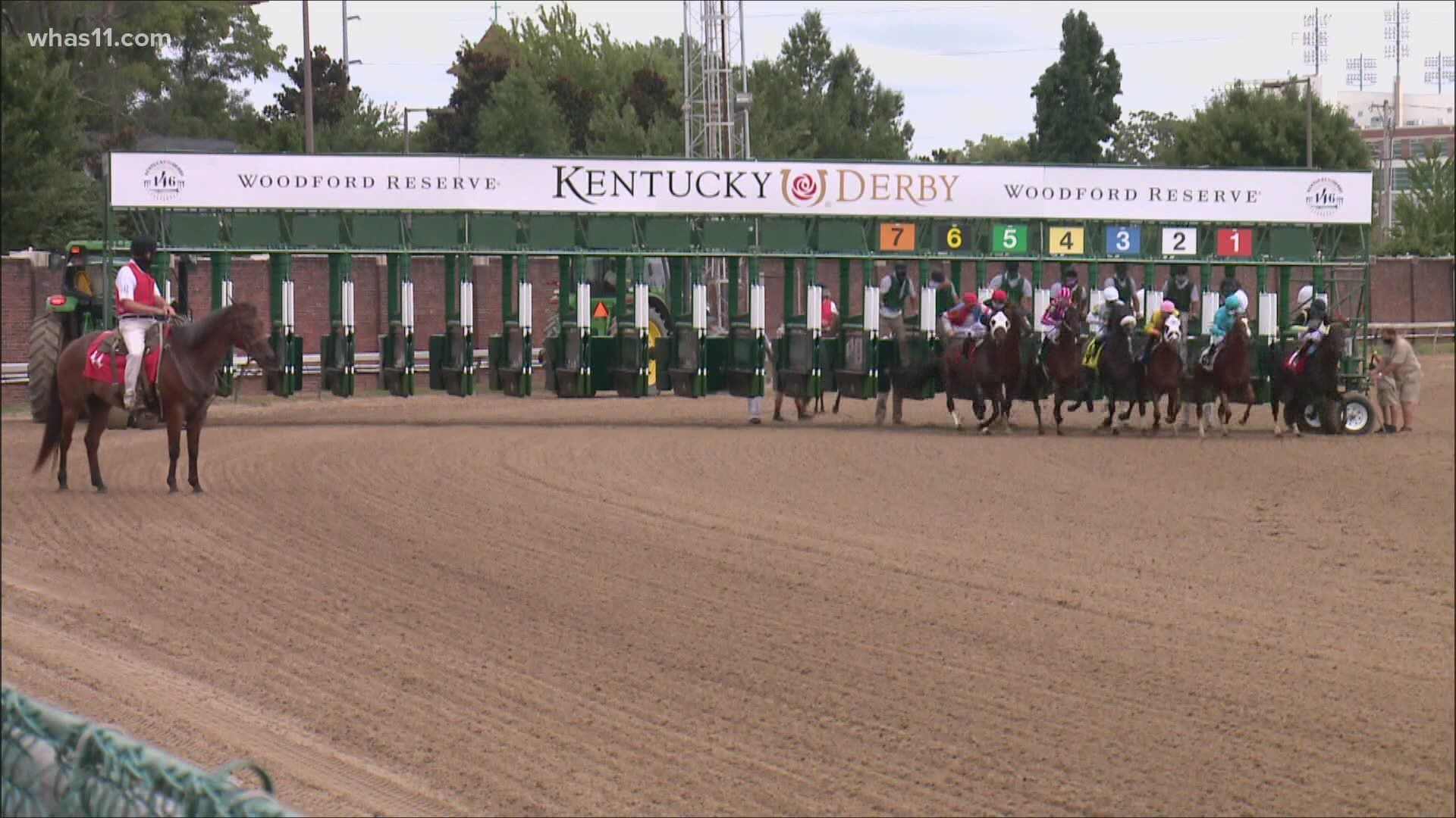 Churchill Downs track president prepares for Kentucky Derby