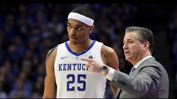 UK's PJ Washington to enter 2019 NBA Draft