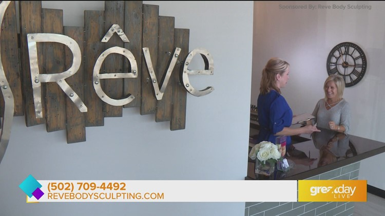 GDL: Reve Body Sculpting on Great Day Live