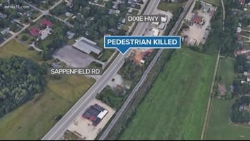 Man killed on Dixie Highway Thursday morning