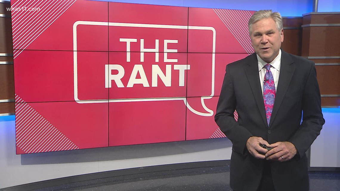 The Rant | Here's what you had to say about various topics across Kentuckiana