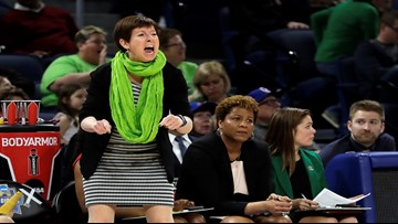 Notre Dame coach Muffet McGraw explains why she's not hiring men anymore