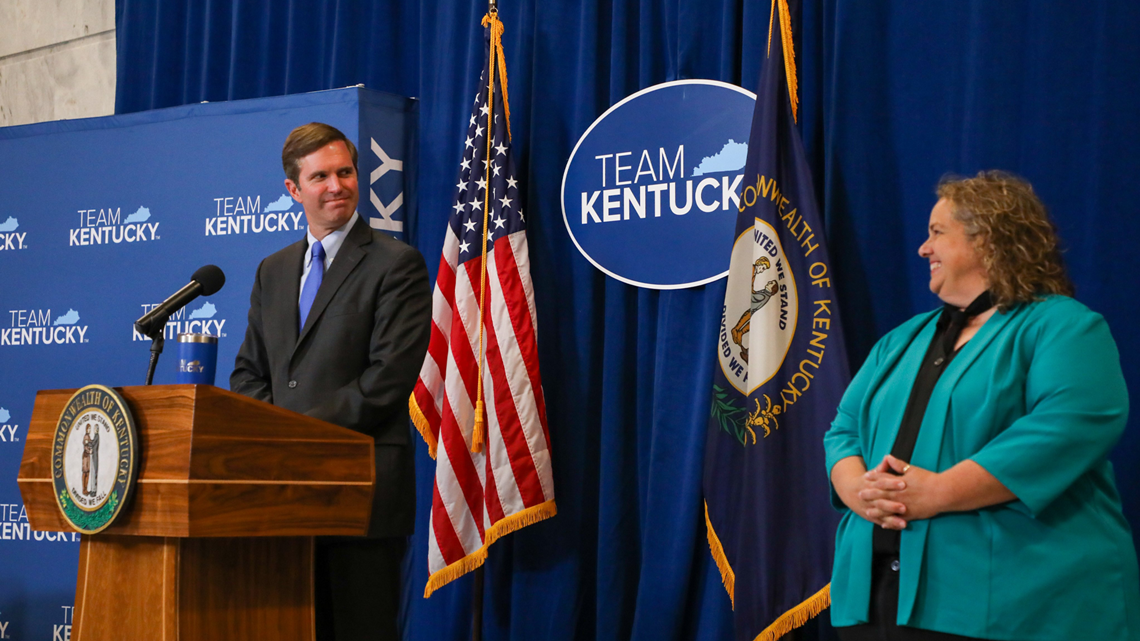 'Let us never lose sight of what it cost to be here': Ky. Governor gives final COVID-19 briefing