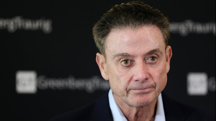Rick Pitino reaches settlement with University of Louisville Athletic Association