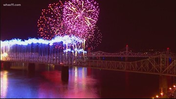 Thunder Over Louisville will happen without spectators, Kentucky Derby Festival announces