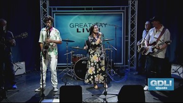 Carla Reisert & The Holy Smokes on Great Day Live