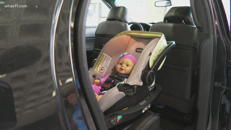 Is your child's car seat installed properly? How to make sure it's secure