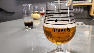Three Gravely beers to be sold in Kroger stores