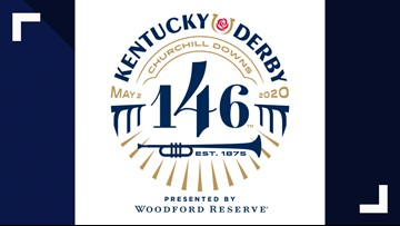 Kentucky Derby 146 logo unveiled