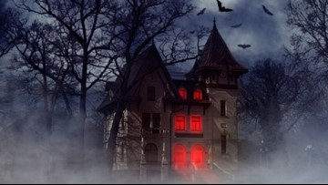 Why do people love haunted houses?