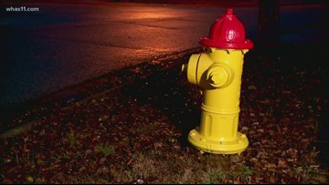 Brown water a possibility as crews remove old fire hydrants in Charlestown