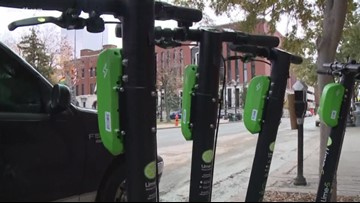 Groups seek more regulations on electric scooters in Louisville