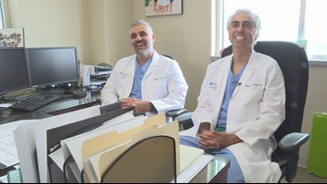 From refugees to neurosurgeons: Brothers persevere to achieve their dreams