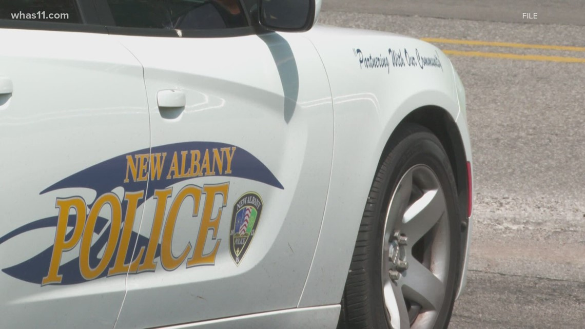 New Albany officer in court on charge of having sex with confidential informant