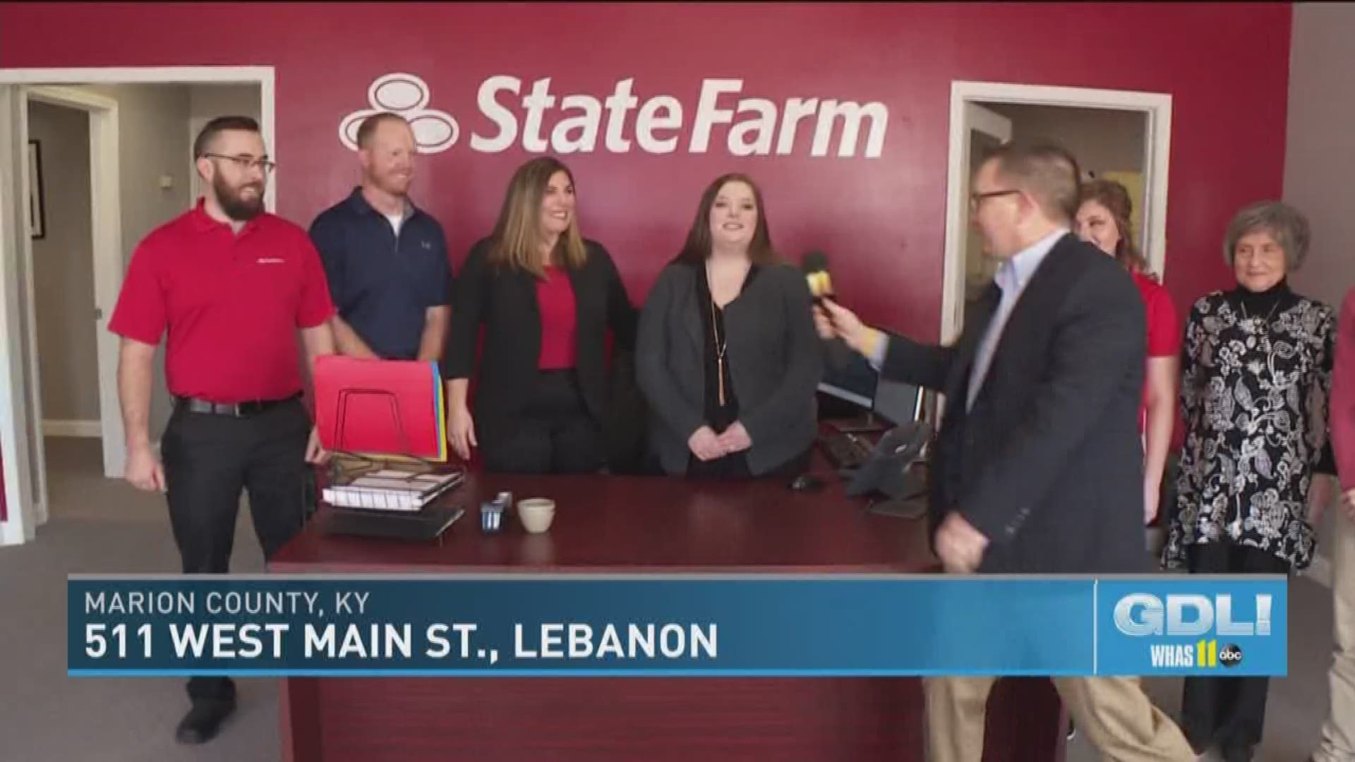 Lebanon Ky Insurance Agency Supports Local Talent Whas11 Com