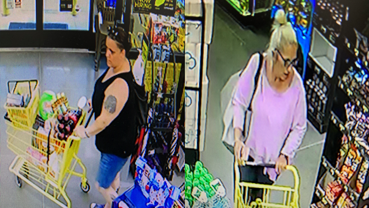 'Do what's right, pay for the product that you stole' | Police looking to identify Meade County theft suspects