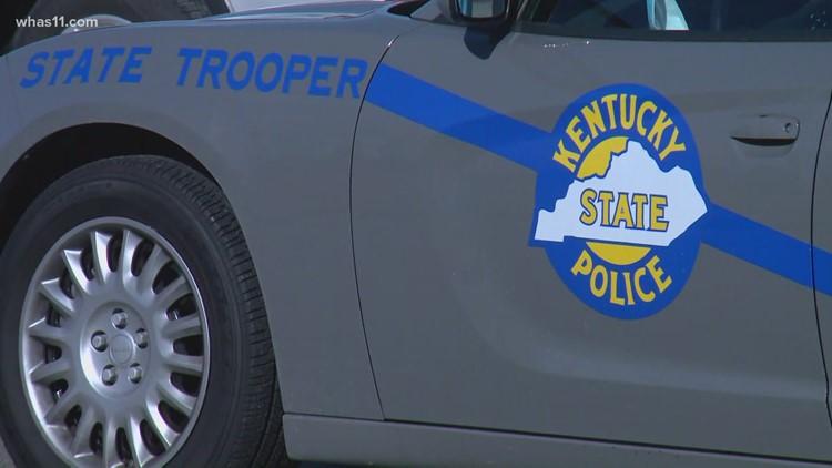 KSP: 4 arrested in multi-county police pursuit