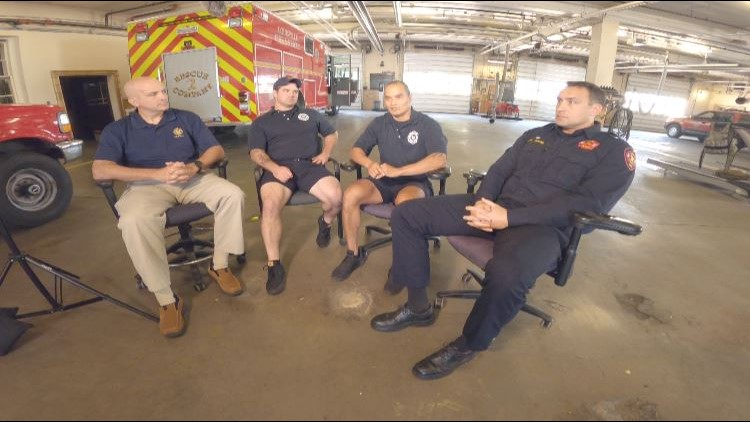 Louisville firefighters share how 9/11 impacted their careers