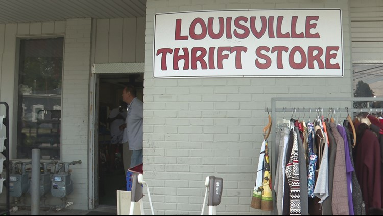 'I don't want to close, this is my life' | Louisville Thrift Store hopeful as MSD project concludes