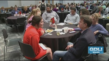 UofL plays matchmaker for group of future doctors