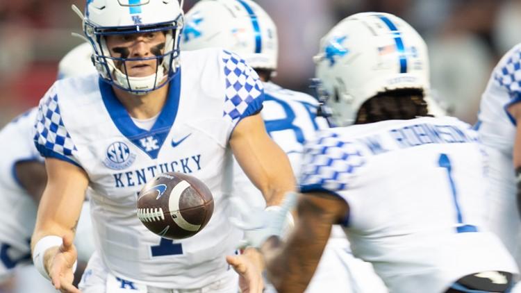 Ruffolo's 3 FGs Helps Kentucky Beat South Carolina 16-10